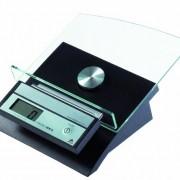 Alba-Pse-lettre-lectronique-Ice-2kg-Plateau-inclin-Adaptateur-adcoude-en-option-Noir-et-Transparent-0-0