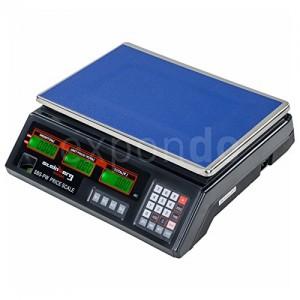 Steinberg-Systems-SBS-PW-352C-Balance-poids-prix-35-kg-2-g-7-cellules-LCD-noir-Frais-denvoi-inclus-0