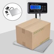 Balance-Postale-Electrique-Ecran-LCD-avec-Grande-Plate-Forme-en-Acier-Inoxydable-Capacit-de-200kg300kg-0