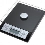 Genie-3623-EDS-Balance--courrier-et-de-cuisine-gradue-de-1-g--5-kg-en-plastique-rsistant-avec-plateau-de-verre-et-cran-digital-Noir-0