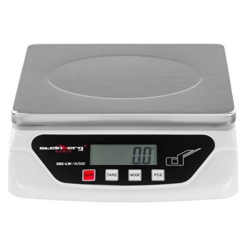 Steinberg-Pse-lettre-Balance-Poste-Digitale-Professionnelle-SBS-LW-10500-pse-jusqu-10-kg–05-g-prs-plate-forme-de-pese-217-x-177-cm-units-de-mesure-g-kg-lb-oz-tl-ct-0
